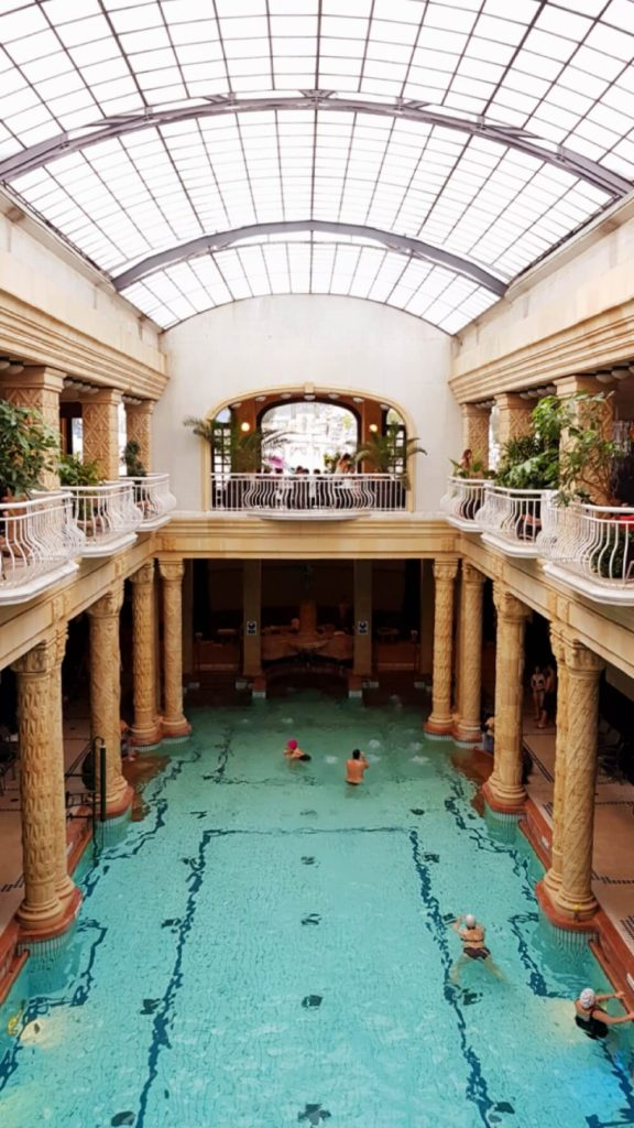 The Gellért Baths in Budapest: what to expect